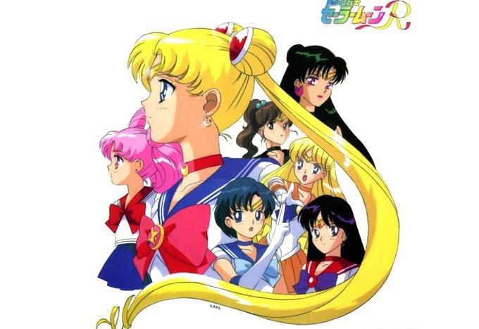 少女漫画作品 其衍生的系列作品有动画;
