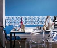 设计 饭厅/夏日特色饭厅设计 满眼都是清爽气息炎炎夏日,不免会没胃口吃饭...