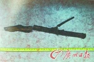 达县男子猥亵14岁女孩 树枝插肛门捅穿直肠(图