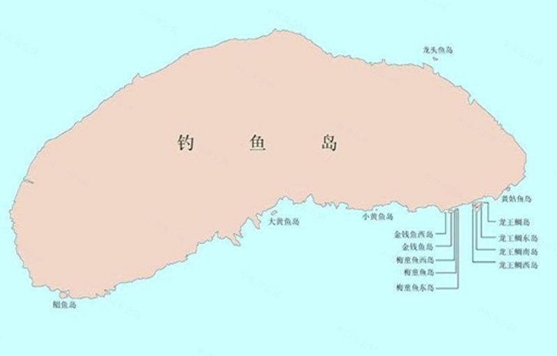 我国公布钓鱼岛及其附属岛屿地理坐标