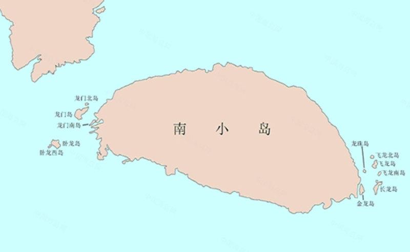 示意图(高清图); 我国公布钓鱼岛及其附属岛屿地理