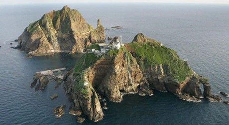 韩国要求谷歌地图恢复争议岛屿韩国地址标注