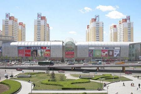 哈尔滨商圈盘点——乐松商圈