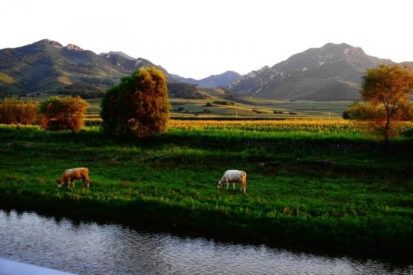 著名景点包括:象牙山风景区,清河省级旅游度假区,国家级莲花湖湿地