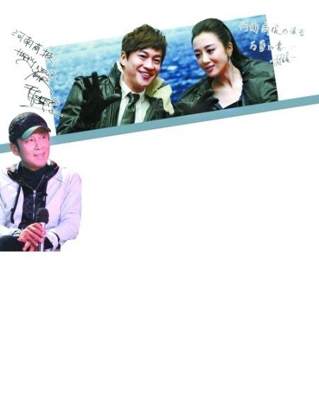 陈道明/何润东、李依晓饰演项羽和虞姬,陈道明饰演刘邦