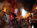 巴西夜总会大火233人遇难 民众砸墙救人