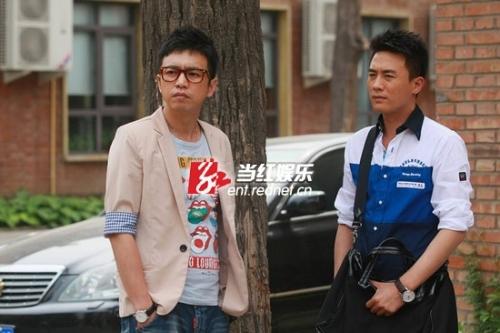 (赵正阳加盟《青春期撞上更年期2》)
