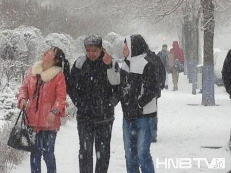 黑龙江省将自西向东出现一次明显降水天气.