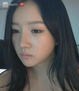韩国美女主播朴