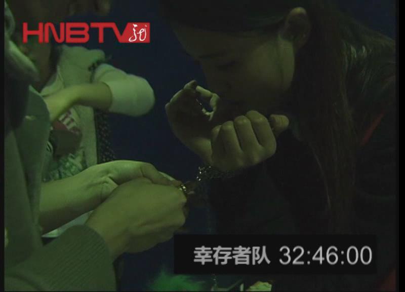 """龙视网络台""""我要逃""""密室逃脱PK赛 校园季疯狂来袭"""