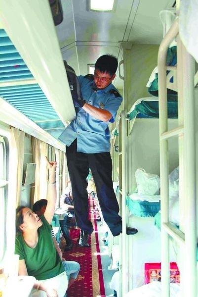 哈尔滨—海口首趟直通列车k1124渡海前传(图)