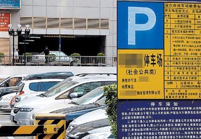 哈尔滨又增四处收费停车场