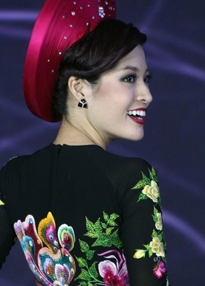 7月14日晚,2013第8届亚洲超级模特大赛总决赛在广西南宁万象城举行