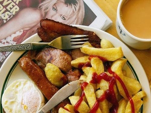 真爱老公增肥求般配 瘦子如何健康变胖子