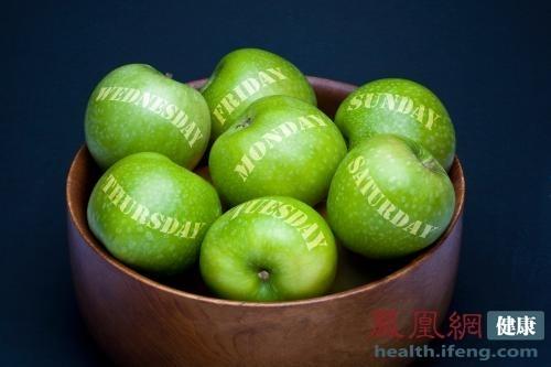 石榴,梨,苹果
