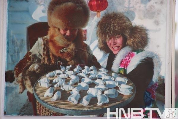 瞧瞧这盆饺子,东北人就是这么豪爽好客!