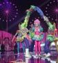 杂技类《跳吧 跳吧》——俄罗斯阿穆尔州少儿杂技团。