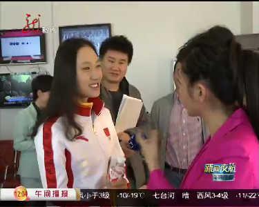 奥运冠军张虹18日做客龙视都市频道新闻夜航