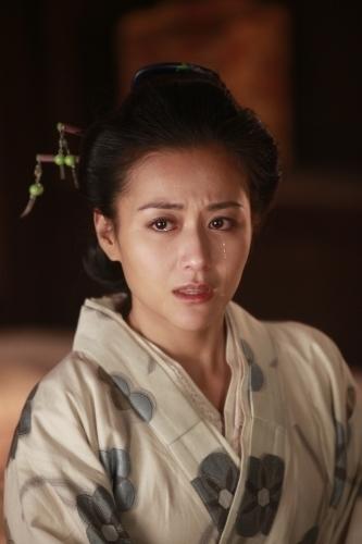 《狼烟遍地》杨婷婷饰演樱木丽子