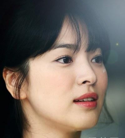 韩国最美女星排行新鲜出炉