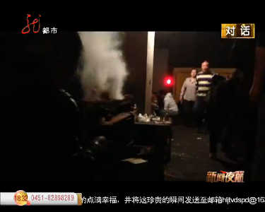哈尔滨规范烧烤大排档 禁止室外烧烤明火作业