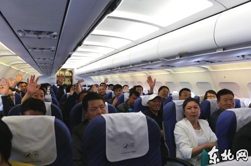 小飞机连通大世界——黑龙江抚远机场首航侧记