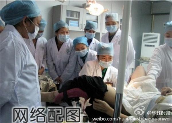 妇科手术被拍照_妇科手术备皮图片_妇科手术