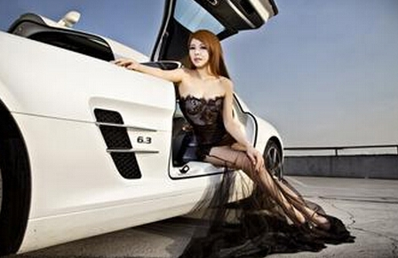 —开车搭讪美女