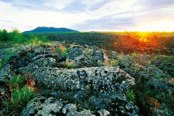 五大连池风景区——火山奇观