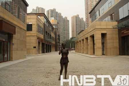 """哈尔滨爱建""""上海沙龙步行街""""将于今秋开放 记者初体验"""