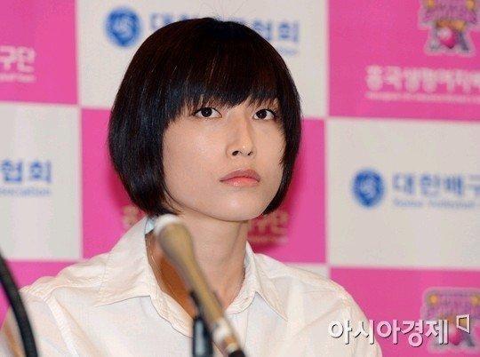 中日韩女排队长谁最美?韩国金延Z:我不是第1就是第2