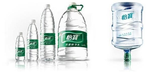 哇哈哈怡宝桶装纯净水质量不合格