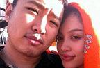 刘翔妻子葛天与前男友旧照