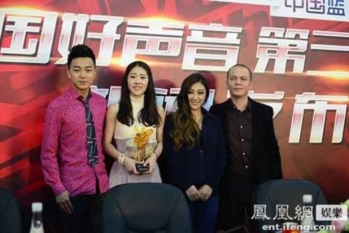 中国好声音冠军张碧晨被曝整容 家庭背景遭到曝光