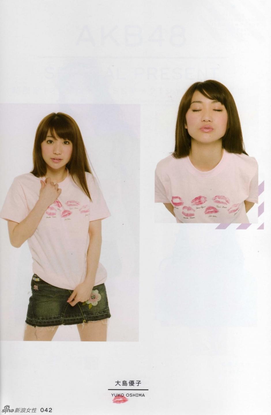 前田敦子,大岛优子等成员集体出镜,美少女风情挡不住!