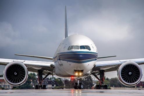 黑龙江省旅客可以选择哈尔滨-武汉-旧金山联程航班