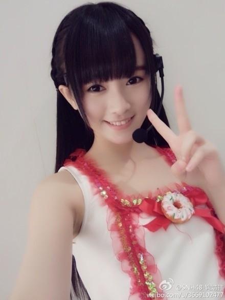 日本媒体评选中国第一美女