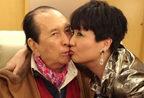 赌王何鸿燊93岁大寿 四姨太梁安琪摆寿宴献吻