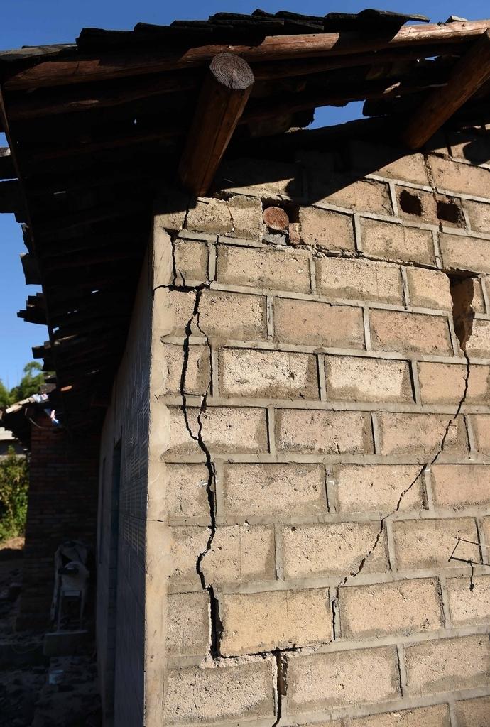 云南省普洱市景谷傣族彝族自治县发生5.9级地震