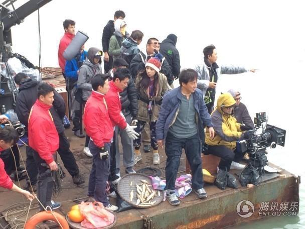 成龙拍新片摄影师坠海身亡 亲自跳海救人未果
