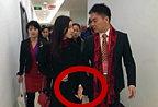 刘强东和奶茶妹妹牵手出席北大光华新年论坛