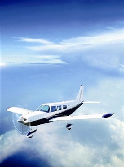 失事小飞机机型