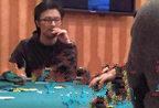 汪峰被曝现身泰国赌场照