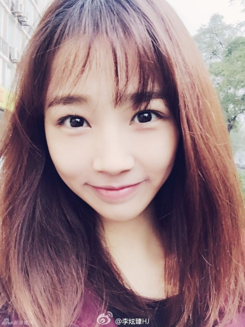 雪糕妹妹李炫臻海量生活私照 甜美可人