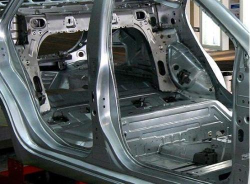 钢筋铁骨铸安全 解读别克全新英朗车身结构