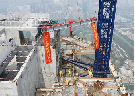 深圳平安金融中心:世界的地标,深圳的骄傲!