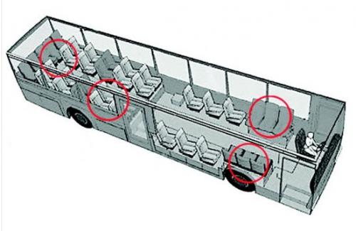 机械夹子机械结构