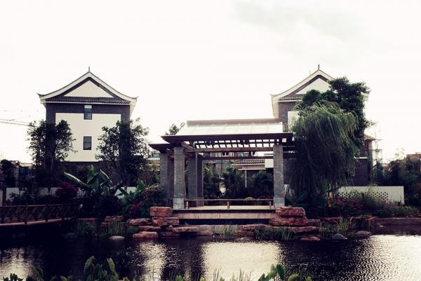 致我心中最美的风景:建水西门古镇