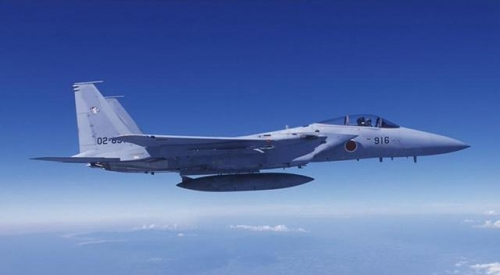 驻冲绳日军机数量翻番 安倍直言针对中国军机