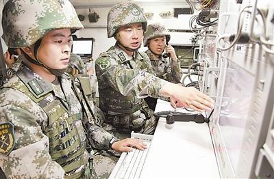 南京军区某师为作战关键岗位编配战场精算师